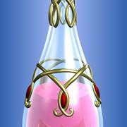 물약 마법의 병 3d model