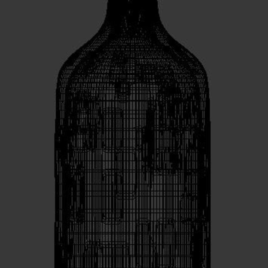 装飾セラミック花瓶 royalty-free 3d model - Preview no. 5