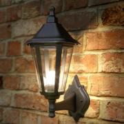 옥외 벽 빛 3d model