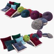 枕コレクション03 3d model