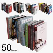 书集 3d model