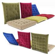Seat cushions 3d model