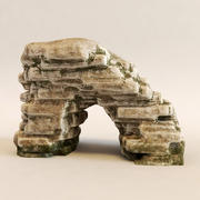 Stone arch 3d model