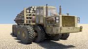 Big Truck 3d model