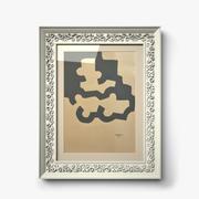 Carved Frame #2 3d model