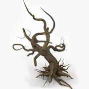 Ağaç Kökü 2 3d model