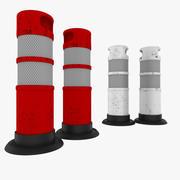 Segni strada strada 3d model