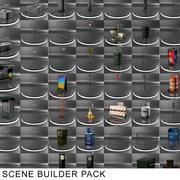 Multi Asset Pack 3d model