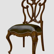 Messalina's Blessings Side Chair von Stanley 3d model