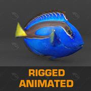 Рыба 4 3d model