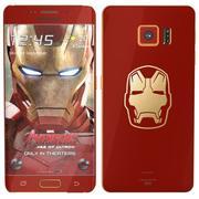 三星Galaxy S6 edge钢铁侠版 3d model