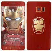 Samsung Galaxy S6 край Железный Человек издание 3d model
