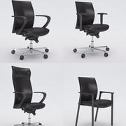 Collezione Office Chair 7 3d model