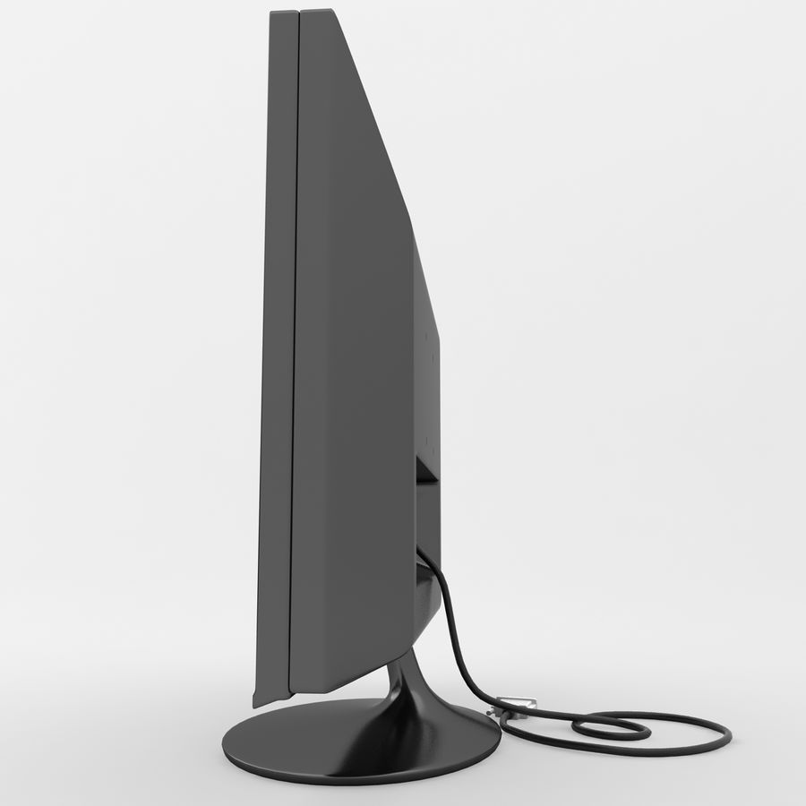Computer Screen royalty-free 3d model - Preview no. 6
