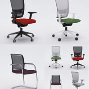 Collezione Office Chair 2 3d model