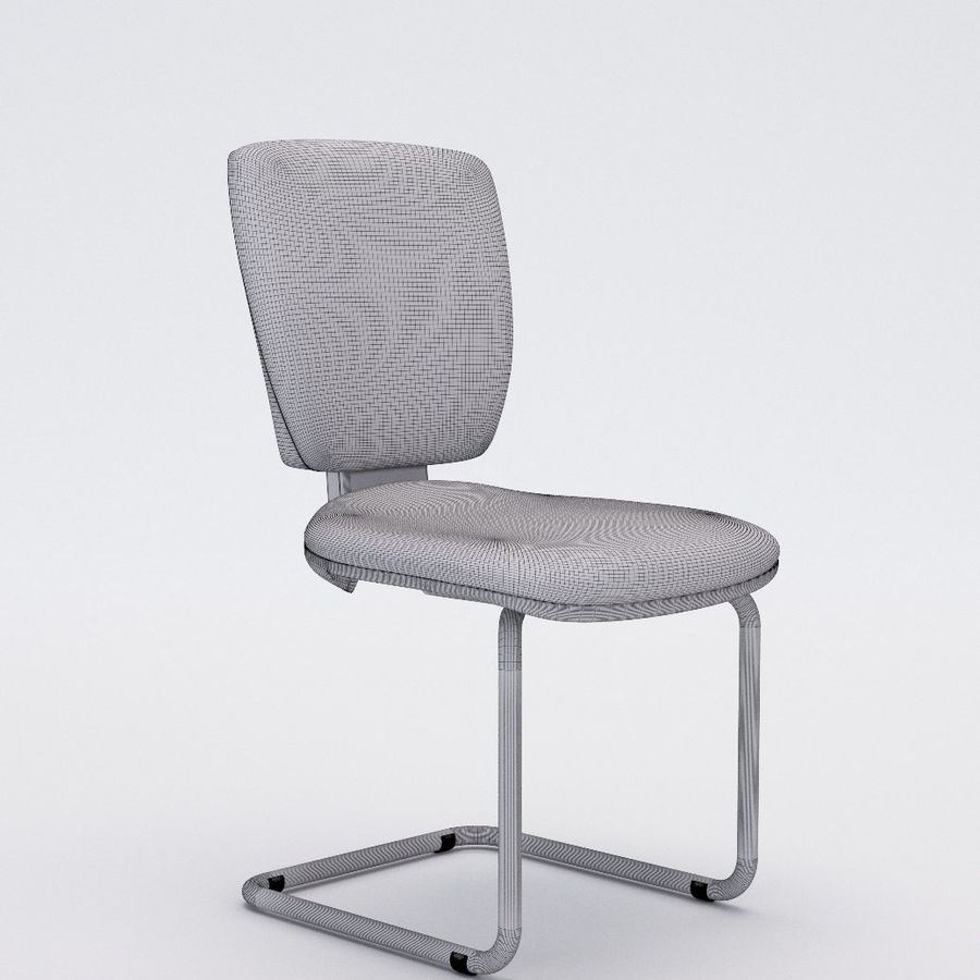 Collezione Office Chair 3 royalty-free 3d model - Preview no. 23