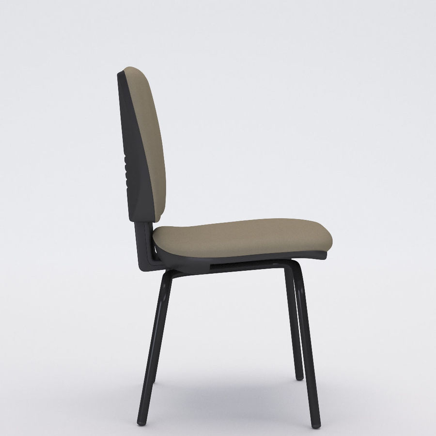 Collezione Office Chair 3 royalty-free 3d model - Preview no. 11