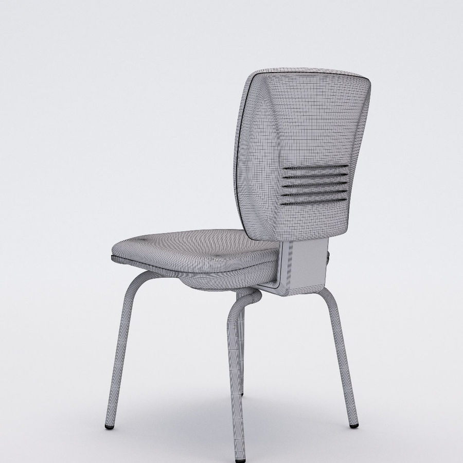 Collezione Office Chair 3 royalty-free 3d model - Preview no. 22