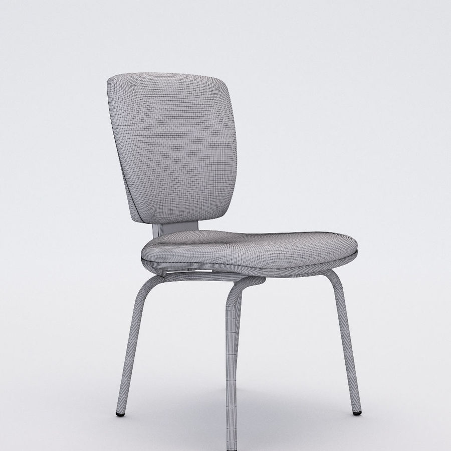 Collezione Office Chair 3 royalty-free 3d model - Preview no. 21