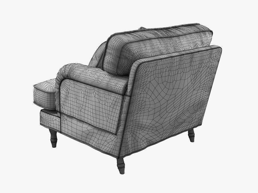 Terrific Ikea Stocksund Armchair 3D Model 25 Obj Max Free3D Dailytribune Chair Design For Home Dailytribuneorg