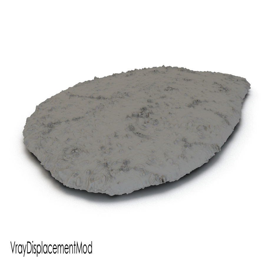 Chalice Coral 07 royalty-free modelo 3d - Preview no. 8