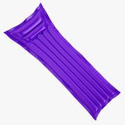 Надувной матрас 05 3d model