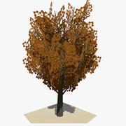 Animated Tree v18 3d model