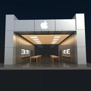 Apple Store 3D 모델 V3 3d model