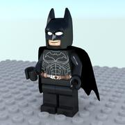 레고 배트맨 3d model