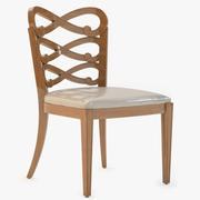 Cadeira de jantar 3d model