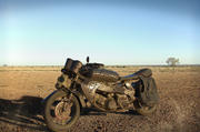 Desert bike 3d model
