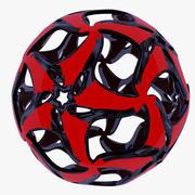 Star Ball 3d model