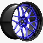 Vorsteiner VS-350 (V308) BlueBlack 3d model