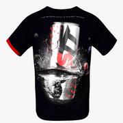 Energia de Bustt Camisetas 3d model