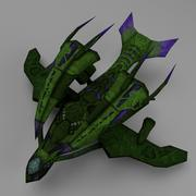 Alien Fighter 3d model