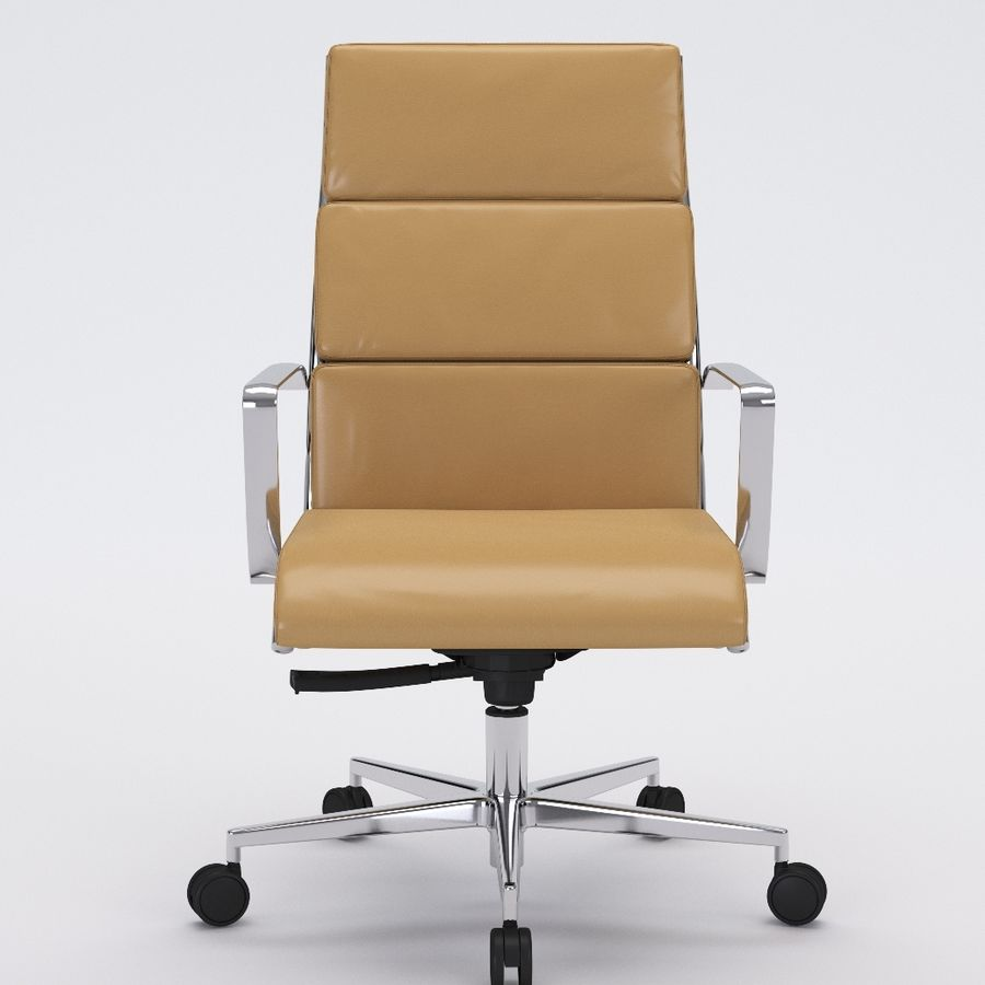 Collezione Office Chair 1 royalty-free 3d model - Preview no. 14