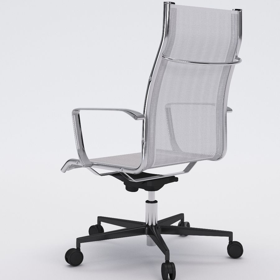 Collezione Office Chair 1 royalty-free 3d model - Preview no. 13