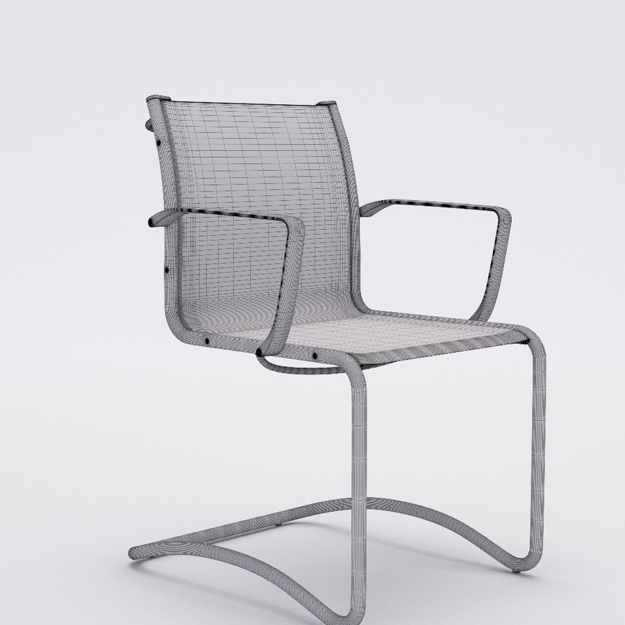 Collezione Office Chair 1 royalty-free 3d model - Preview no. 28