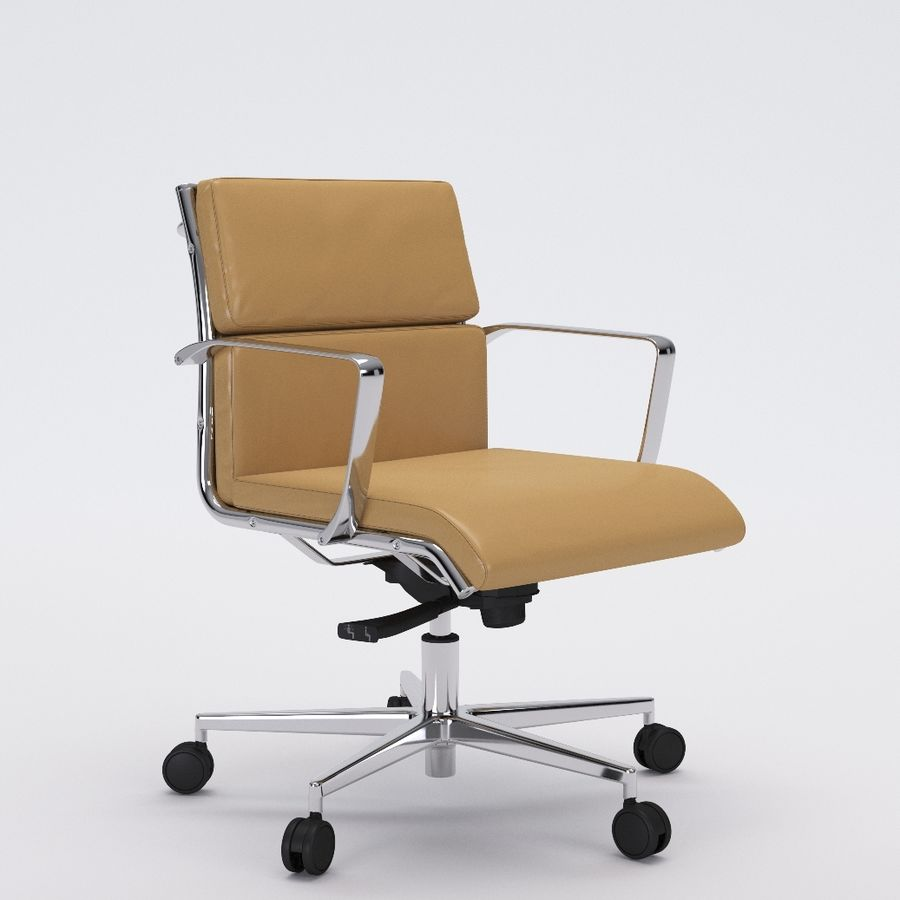 Collezione Office Chair 1 royalty-free 3d model - Preview no. 19