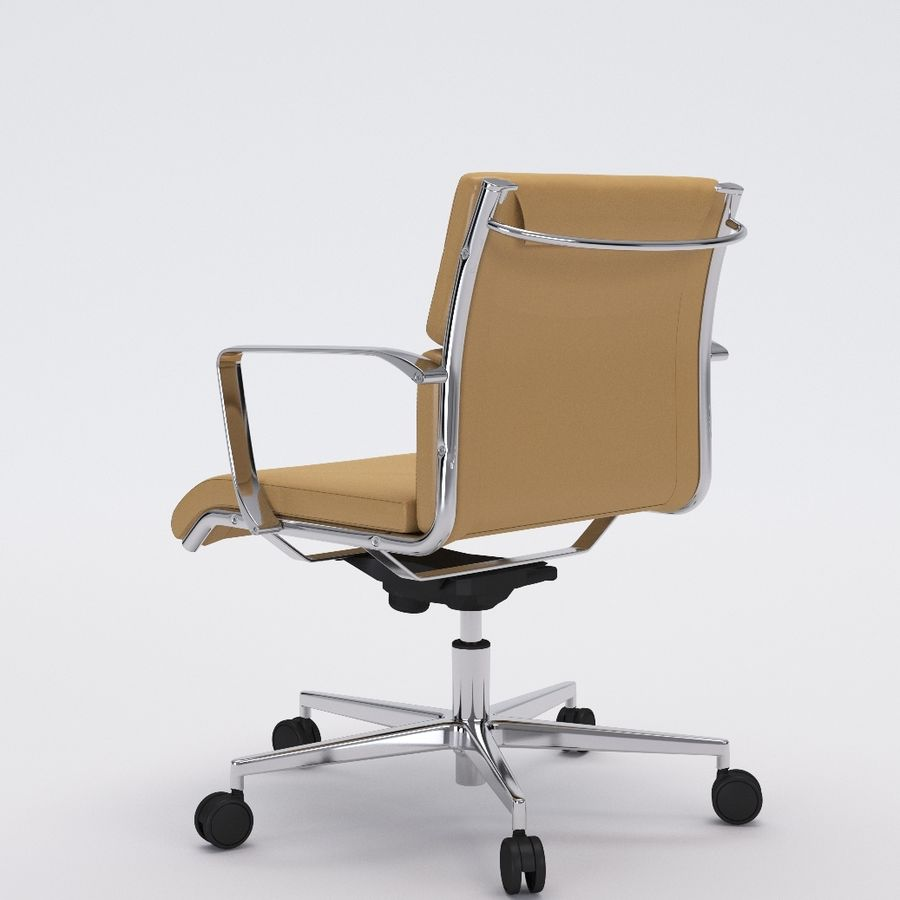 Collezione Office Chair 1 royalty-free 3d model - Preview no. 21