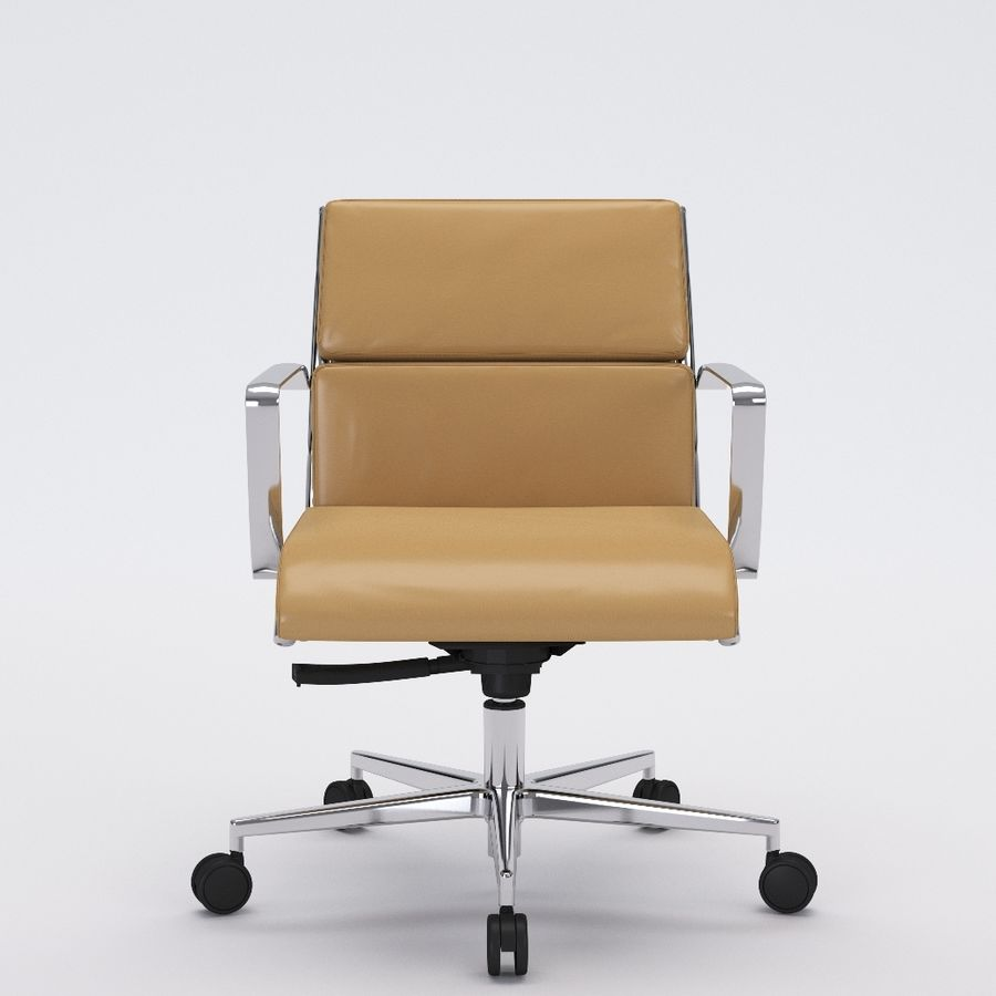 Collezione Office Chair 1 royalty-free 3d model - Preview no. 18
