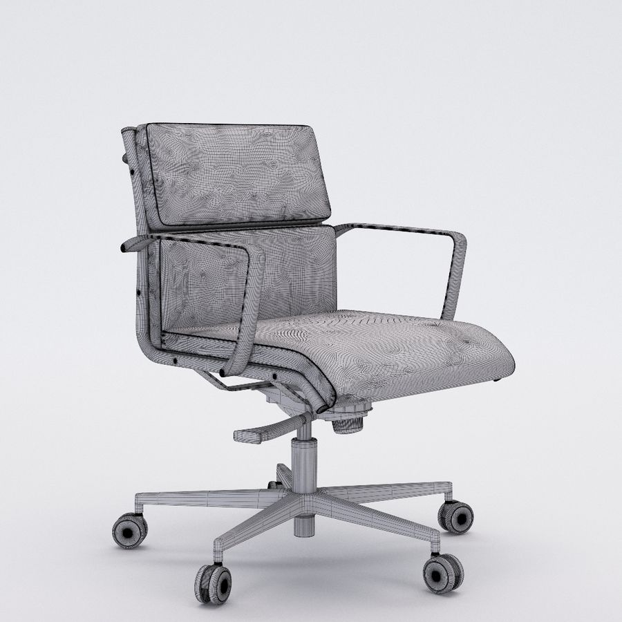 Collezione Office Chair 1 royalty-free 3d model - Preview no. 34