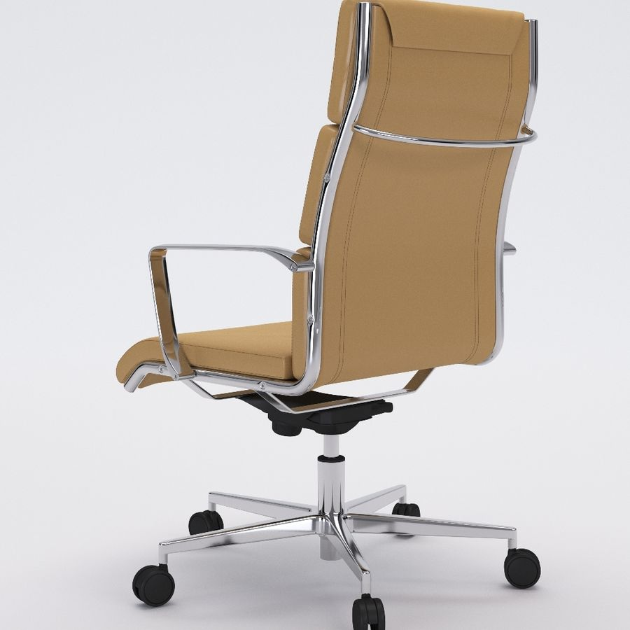 Collezione Office Chair 1 royalty-free 3d model - Preview no. 17