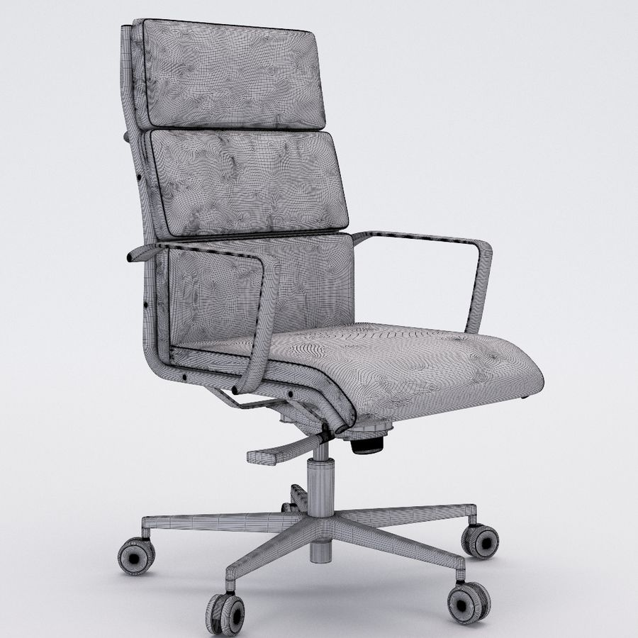 Collezione Office Chair 1 royalty-free 3d model - Preview no. 32
