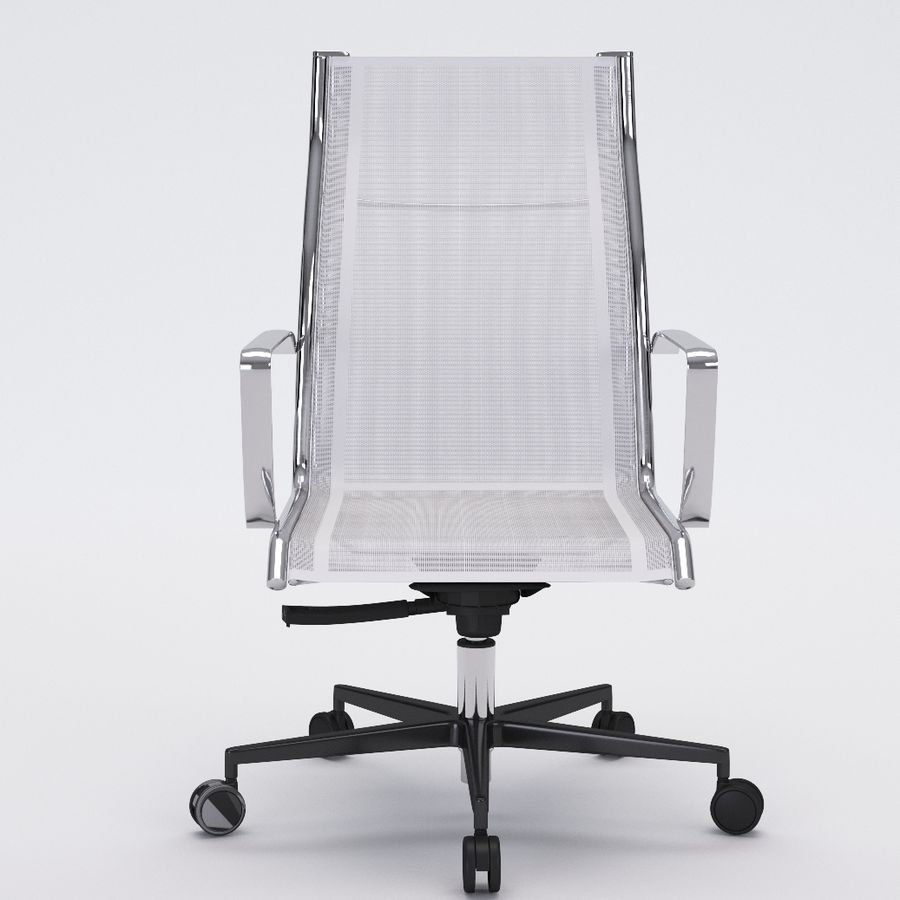 Collezione Office Chair 1 royalty-free 3d model - Preview no. 10