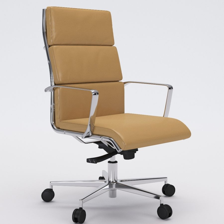 Collezione Office Chair 1 royalty-free 3d model - Preview no. 15