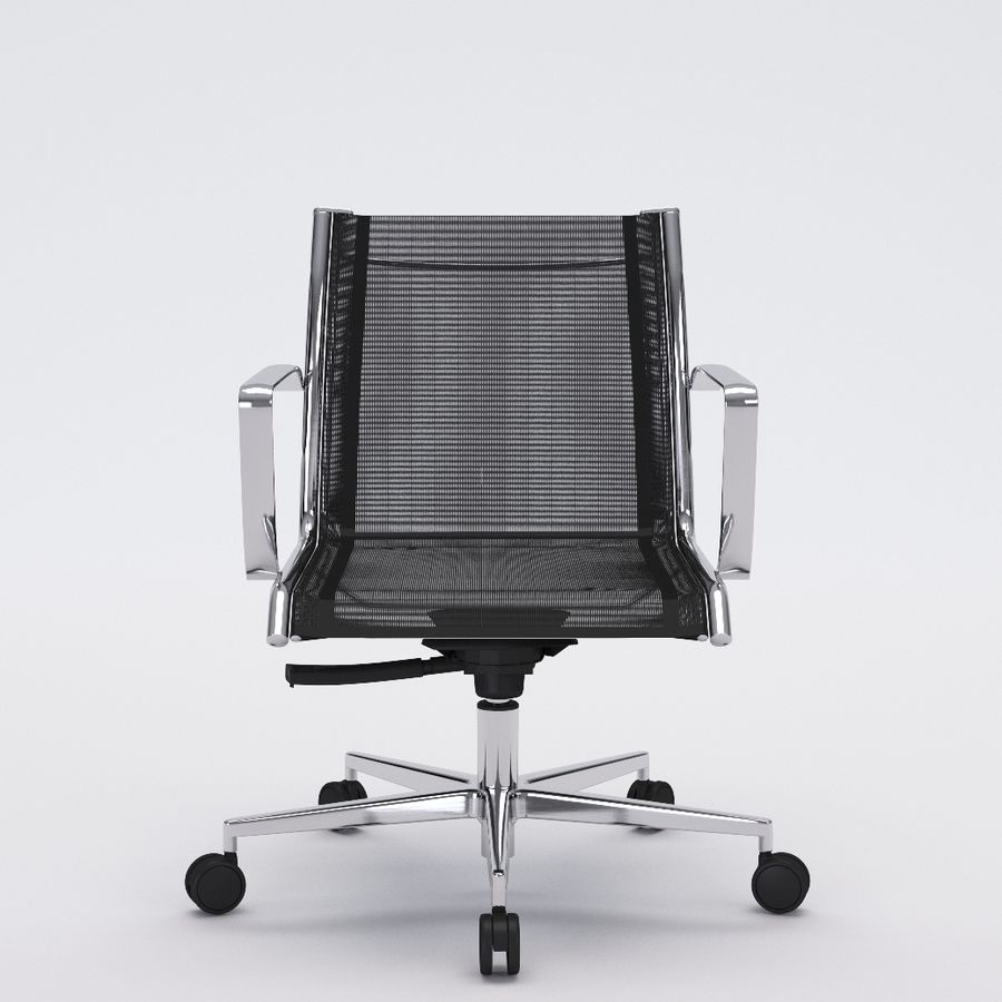 Collezione Office Chair 1 royalty-free 3d model - Preview no. 22
