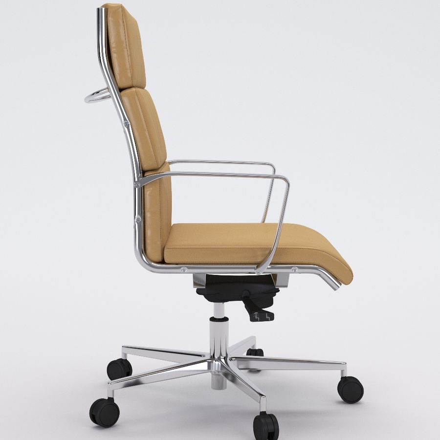 Collezione Office Chair 1 royalty-free 3d model - Preview no. 16
