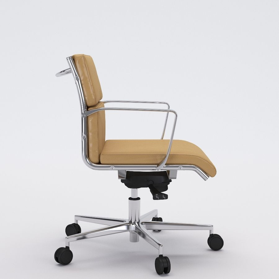 Collezione Office Chair 1 royalty-free 3d model - Preview no. 20