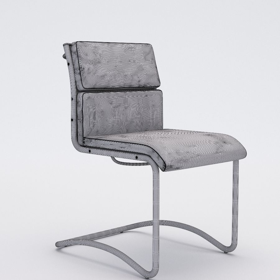 Collezione Office Chair 1 royalty-free 3d model - Preview no. 26